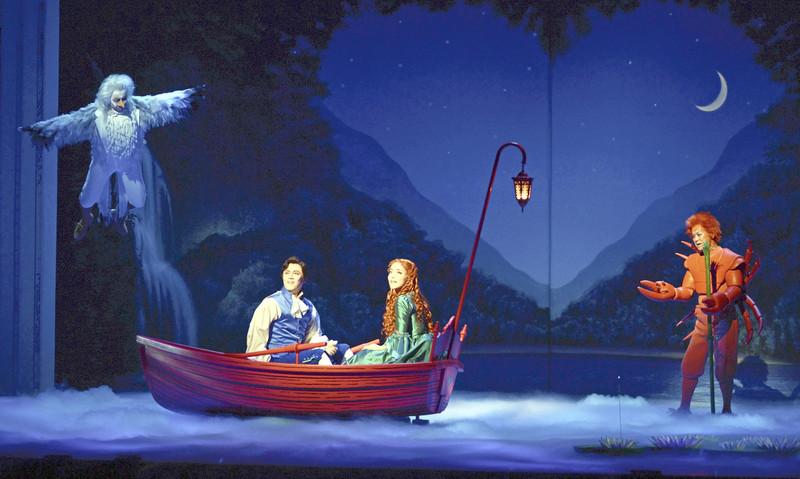 ディズニーファンは絶対に見たほうが良いです!臨場感に圧倒されるミュージカル!リトル・マーメイド/劇団四季
